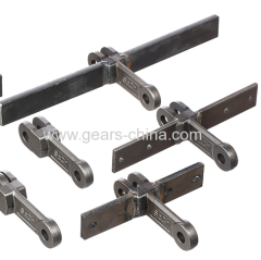 forging scraper chain china supplier