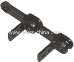 Forged Chain Link Manufacturers Steel Load Forged Scraper Chains
