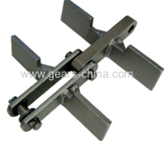 Chain Manufacturers Power Transmission Parts Forging Scraper Conveyor Chain
