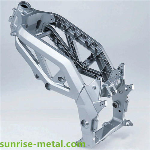 High pressure die casting metal die casting