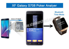 PK King S708 English Version Poker Card Analyzer For Texas Hold Em Game Indian Game