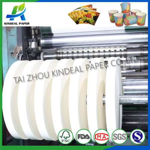 pe coated paper for paper cup bottom