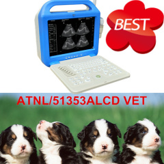 Laptop animal equipment vet ultrasound scanner