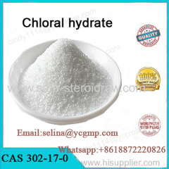 Health Care Pharmaceutical Interemdiate CAS 302-17-0 Chloral Hydrate