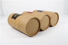 2017 szfortress custom T shirt kraft paper tube packaging