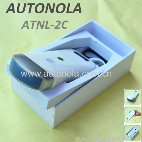 Wireless ultrasound convex probe/Ipad ultrasound scanner with Android&IOS ultrasound software