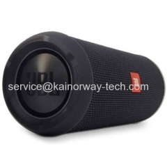 JBL Flip3 Black Portable Splashproof Bluetooth Multimedia Wireless Stereo Speaker With Microphone