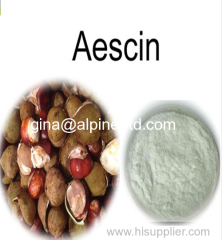 Aescin plant extract factory