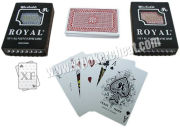 Royal polarizing marked cards is a good anti poker cheat tool