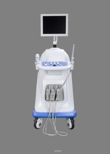 medical trolley 2D color doppler