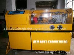 AEM Common Rail Injection Pump Test Bench