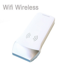 Wireless ultrasound scanner linear probe for iphone