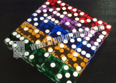 Magic Trick Casino Transparent Dice Used In Casino Games