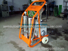 AEM Diesel Fuel Tank Cleaning Machine