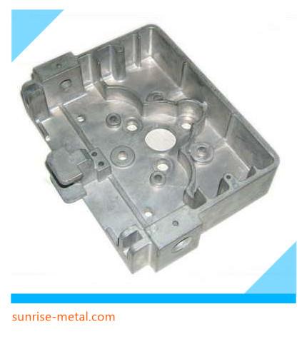 aluminium high pressure die casting