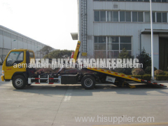 AEM 3 ton Car Carrier Flatbed Wrecker Road Recovery Tow Truck