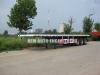 AEM Container Carrier Semi Trailer Lowbed Semi Trailer
