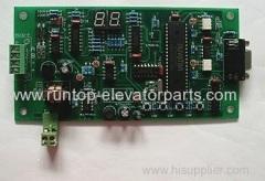 Elevator parts PCB CXZB-A for Hengda fuji elevator