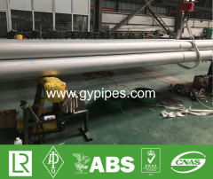 ASTM A312 Stainless Steel Welded Pipes