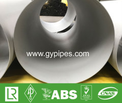 Erw Welded Stainless Steel Pipes