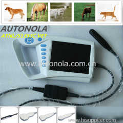 Palm ultrasound scanner for animals VET