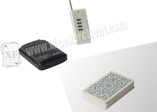 Poker Analyzer iPhone Mobile Power Bank Camera for Barcodes Marked Cards