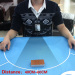 Removable T-shirt Button with Concealable Poker Scanning Camera
