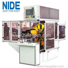 NIDE generator motor stator winding machine for Electric generator motors