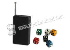 Dices With Vabrator To Know The Number In The Dices Games