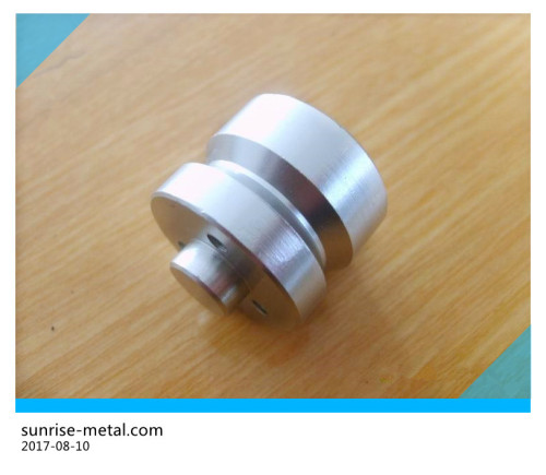 Wheel Hub by Pressure Die Casting from ADC12 Cast Aluminum