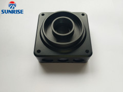 Aluminum Die Casting Part with CNC Machining