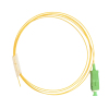 SC/APC Single Mode Fiber Optic Pigtail