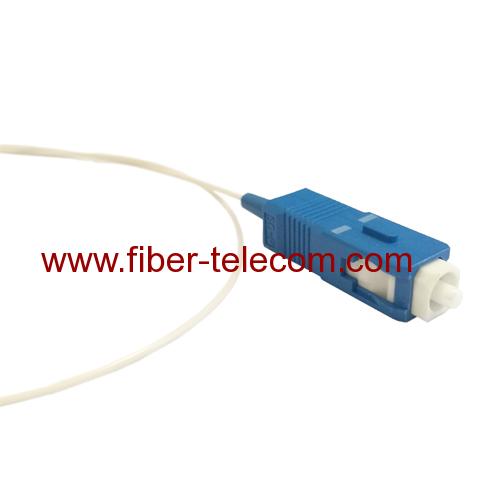 SC SM Fiber Optical Pigtail
