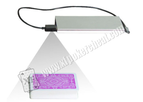 USB Cable Poker Scanner To Reading Barcode Marked Cards