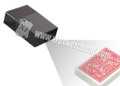 Cigarette Box Poker Camera Scanner Marked Playing Cards Poker Predictor
