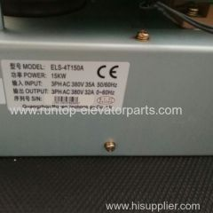 Elevator parts power supply ELS-4T150A for Hitachi elevator
