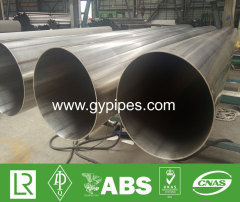 Electro Polish Stainless Pipe