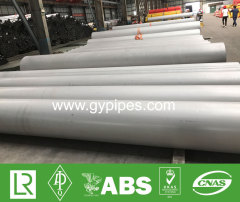 ASTM A358 SS EFW Pipes Tubes