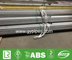 TP304 SS Welded Erw Pipes