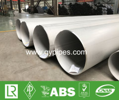 Stainless Steel Welded Pipes Stockist