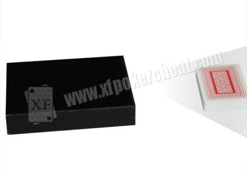 Small Poker Machine Cheats 2.7m Distance Plastic Black Box Hidden Camera