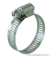 stainless steel quick release hose clamp