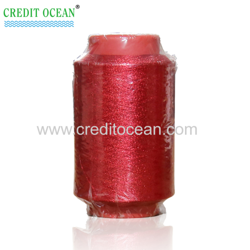 Lurex metallic yarn material