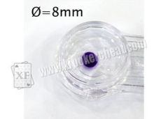 8mm UV Invisible Ink Contact Lenses Marked Cards Contact Lenses