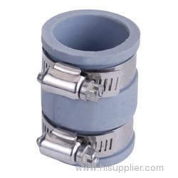 Flexible Rubber Coupling Hose Clamps