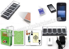 Transparent Chip Tray Camera For Poker Analyzer| Poker Scanner| Poker Cheat Devices