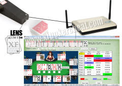Texas/Omaha Poker Analysis Software For Casino Cheating In English Version
