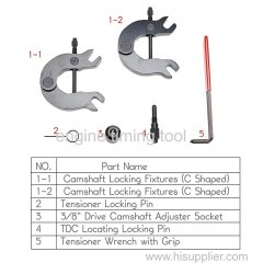 vw&audi camshaft alignment tool