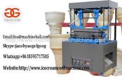 ice cream cone baker machine|wafer cone machine for sale|ice cream cone making machine