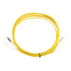 DIN to DIN Single Mode Simplex Fiber Optical Patchcord